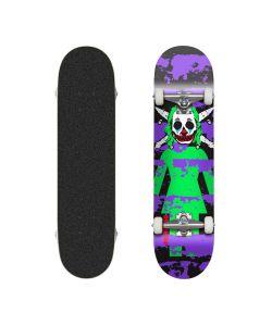 Girl Mike Mo Clown Pirate Complete Skateboard