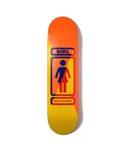 Girl Rick Maccrank 93 Til 8.375 Σανίδα Skateboard