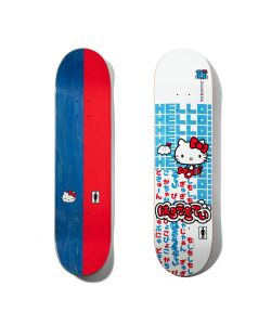 Girl Rick Maccrank Hello Kitty Sanrio Skate Deck