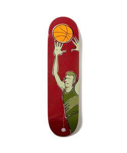Girl Rick Maccrank Jenks Basketball 8.375 Σανίδα Skateboard