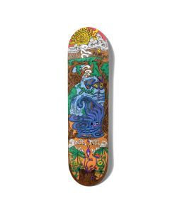 Girl Simon Bannerot We Must Visualize 8.25   Skate Deck
