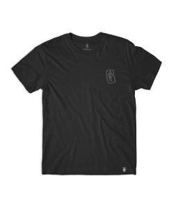 Girl Sketchy Monochrome Black Ανδρικό T-Shirt