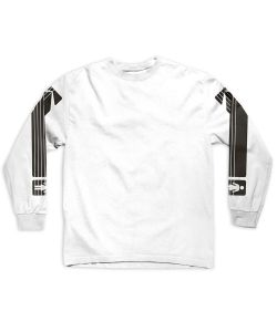 Girl X Kodak Heritage White Men's Long Sleeve T-Shirt