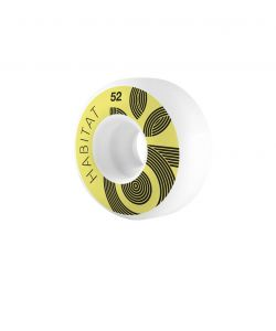 Habitat Wreath Logo 52mm Wheels
