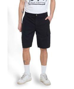Home Boy x-tra Cargo Men's Shorts Black