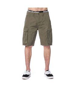 Horsefeathers Baxter Olive Men's Shorts