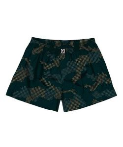 Horsefeathers Manny Boxer Shorts Dotted Camo