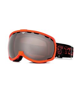 IS Eyewear BOMBER SLICK PARTYSNAKE FLUORESCENT SILVER ROSE ΜΑΣΚΑ