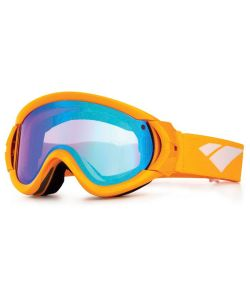 IS EYEWEAR TYPE-R ORANGE EMERALD MIRROR VIOLET SNOW GOGGLES