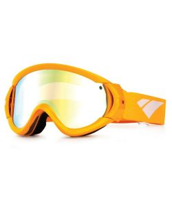 Is Eyewear Type-R Orange Gold Mirror Rose Snow Μάσκα