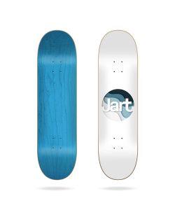 "Jart Curly 8.125"" LC Skateboard Deck"