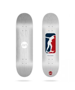 Jart Cut Off LC Adrien Bulard 8.125 Skate Deck