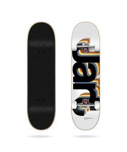 """Jart Multipla 8.25"""" Complete Skateboard"""