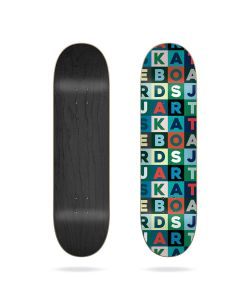 Jart Scrabble 8.25 HC Skate Deck