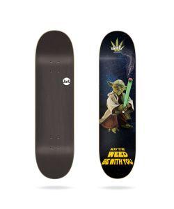 "Jart Weed Nation Yoda 8.375"" Σανίδα Skateboard"