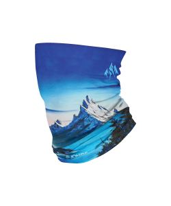 Jones Alpine Vibes Blue Neckwarmer