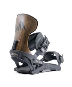 Jones Apollo Black Men's Snowboard Bindings