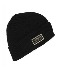 Jones Cortina Black Beanie