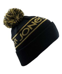 Jones Chamonix Black Beanie