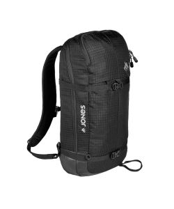 Jones Dscnt Black 19L Backpack