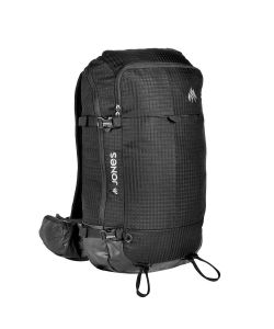 Jones Dscnt Black 25L Backpack