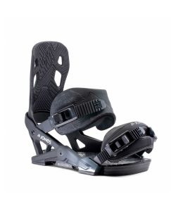 Jones Mercury Black Men's Snowboard Bindings
