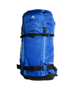 JONES MINIMALIST 35L BLUE BACKPACK