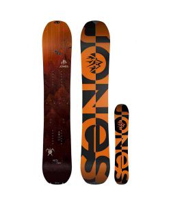 Jones Solution Wide Αντρικό Splitboard