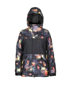 L1 Anwen Black Women's Snow Jacket