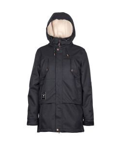 L1 Ashland Black Women's Snow Jacket