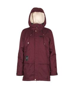 L1 Ashland Wine Women's Snow Jacket