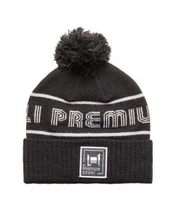 L1 Bone Yards Black Beanie