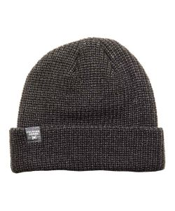 L1 Breach Black Beanie