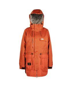 L1 Emma Rust Women's Snow Jacket