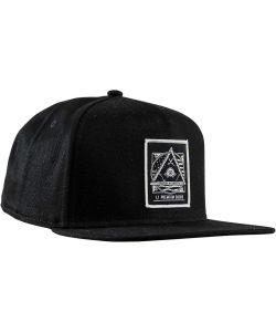 L1 Freedom Snapback Black Hat