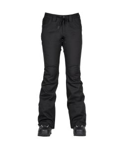 L1 Heartbreaker Twill Black Women's Snow Pants