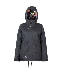 L1 Lalena Black Women's Snow Jacket