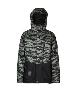 L1 Legacy Ink Rust Men's Snow Jacket