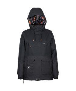 L1 Prowler Black Γυναικείο Μπουφάν Snowboard