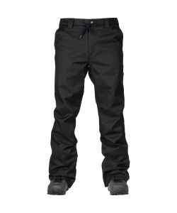 L1 Thunder Black Men's Snow Pants