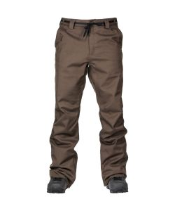 L1 Thunder Espresso Men's Snow Pants