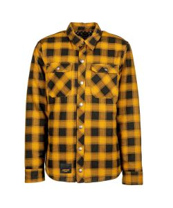 L1 WESTMONT BLACK/TOBACCO FLANNEL