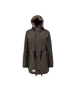 L1ta Fairbanks Military Women's Snow Jacket
