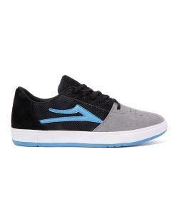 Lakai Brighton Grey Light Blue Suede Ανδρικά Παπούτσια