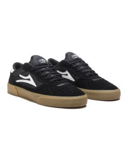 Lakai Cambridge Black Gum Suede Men's Shoes