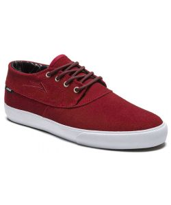 LAKAI CAMBY MID CHOCOLATE 20 YEARS Παπούτσια