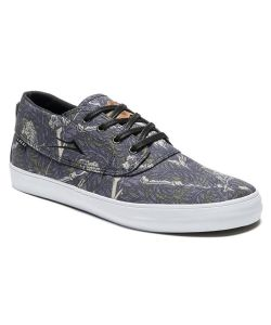 Lakai Camby Mid Echelon Swanski Indigo Canvas Ανδρικά Παπούτσια