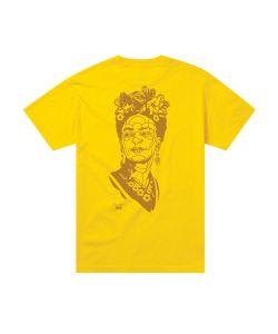 Lakai Frida Yellow Ανδρικό T-Shirt