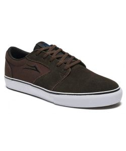 Lakai Fura Chocolate Suede Men's Shoes