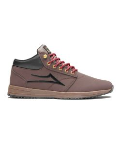 Lakai Griffin Boot Chocolate Nubuck Men's Shoes